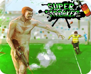 Super Streaker World Cup 2010